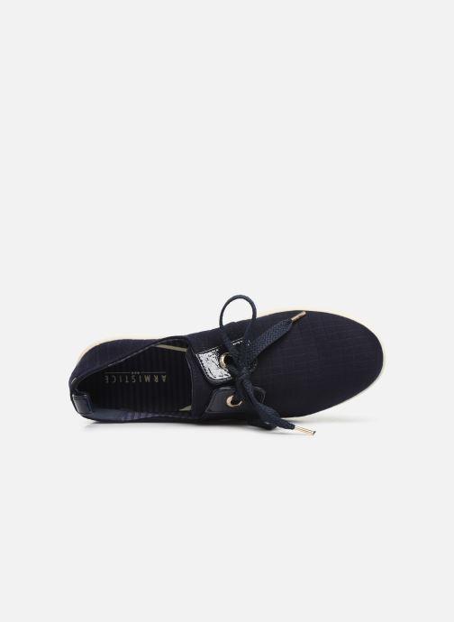 Sneakers Armistice Stone One W Dream Blauw links