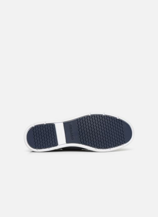 Chaussures à lacets Sebago Litesides Two Eye Fg Bleu vue haut