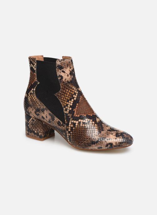 Stivaletti e tronchetti Made by SARENZA Soft Folk Boots #3 Marrone immagine destra