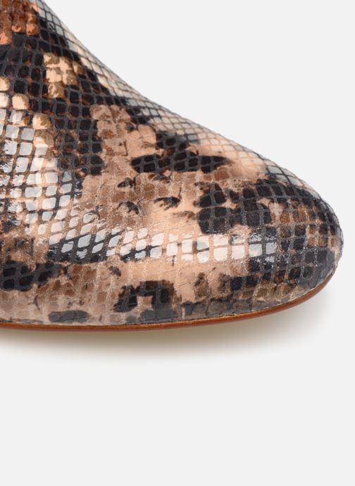 Stivaletti e tronchetti Made by SARENZA Soft Folk Boots #3 Marrone immagine sinistra