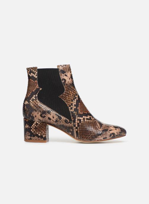 Bottines et boots Made by SARENZA Soft Folk Boots #3 Marron vue détail/paire