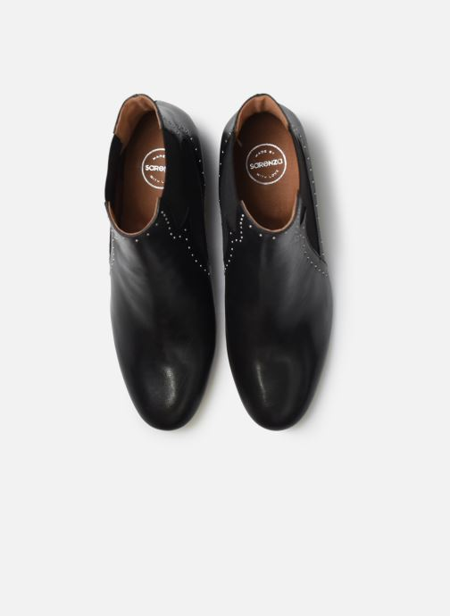 Botines  Made by SARENZA Soft Folk Boots #3 Negro vista del modelo