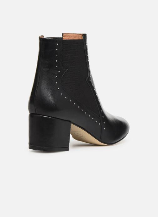 Bottines et boots Made by SARENZA Soft Folk Boots #3 Noir vue face