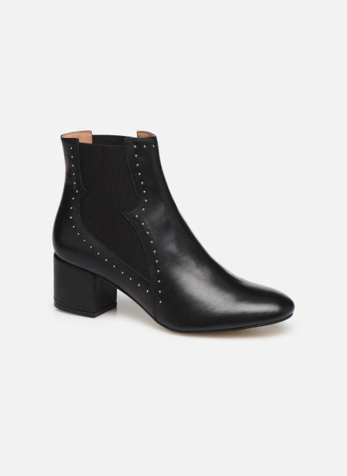 Bottines et boots Made by SARENZA Soft Folk Boots #3 Noir vue droite