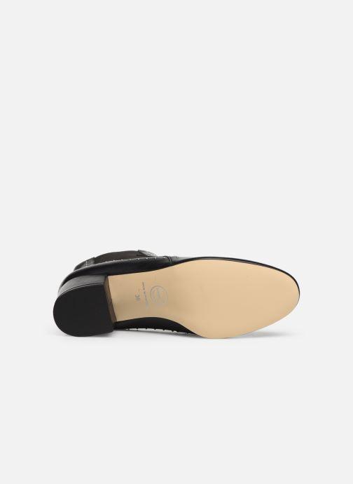 Bottines et boots Made by SARENZA Soft Folk Boots #3 Noir vue haut