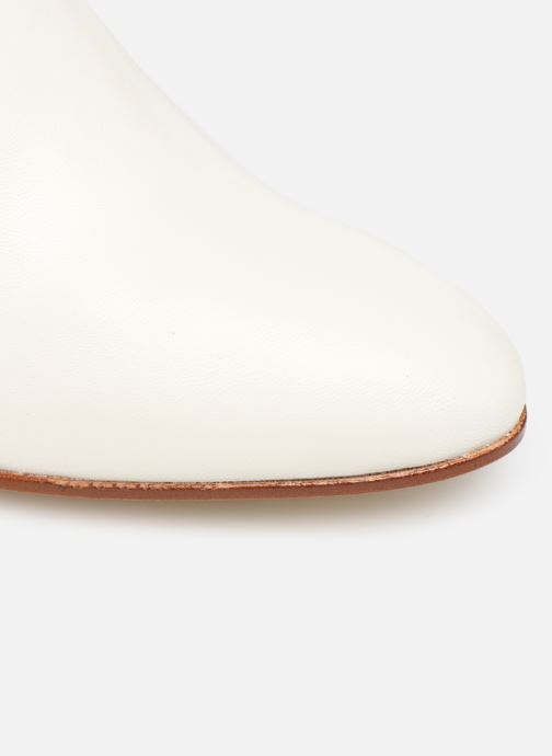 Stiefeletten & Boots Made by SARENZA Soft Folk Boots #9 weiß ansicht von links