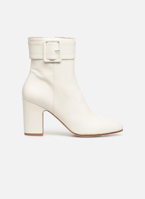Bottines et boots Made by SARENZA Soft Folk Boots #9 Blanc vue détail/paire