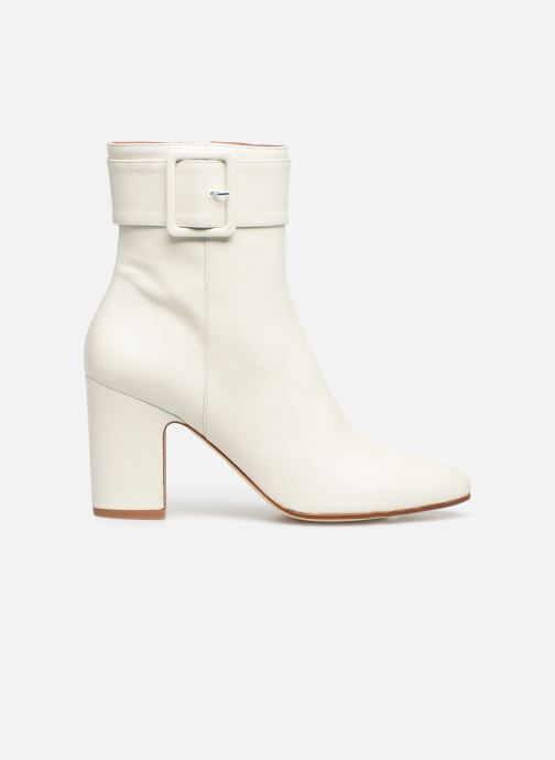 Botines  Made by SARENZA Soft Folk Boots #9 Blanco vista de detalle / par