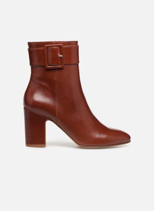 Botines  Made by SARENZA Soft Folk Boots #9 Rojo vista de detalle / par