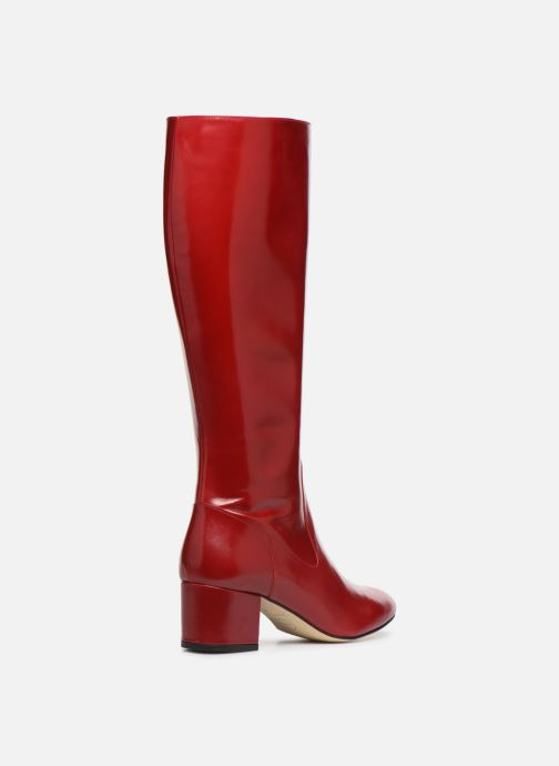Stivali Made by SARENZA Soft Folk Bottes #4 Rosso immagine frontale