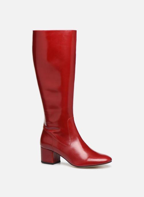 Laarzen Made by SARENZA Soft Folk Bottes #4 Rood rechts