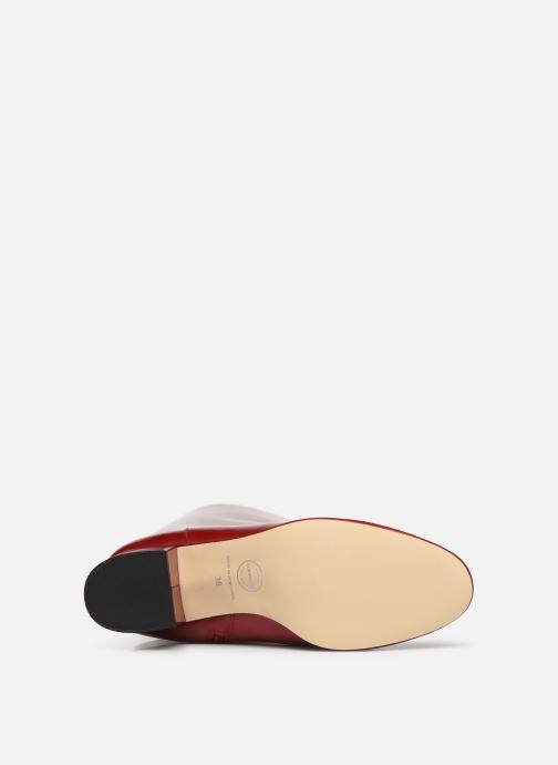 Stivali Made by SARENZA Soft Folk Bottes #4 Rosso immagine dall'alto