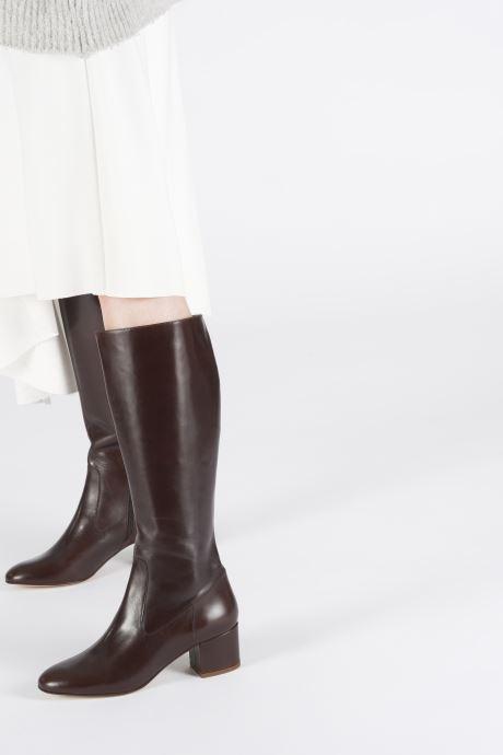 Laarzen Made by SARENZA Soft Folk Bottes #4 Bruin onder