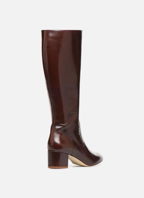Støvler & gummistøvler Made by SARENZA Soft Folk Bottes #4 Brun se forfra
