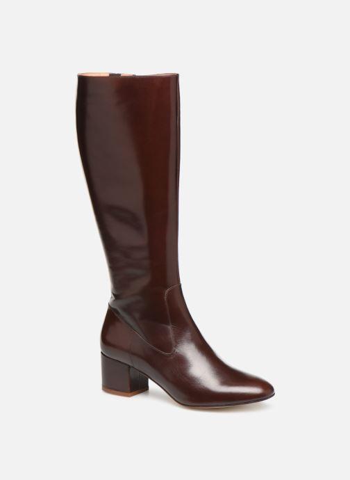 Støvler & gummistøvler Made by SARENZA Soft Folk Bottes #4 Brun Se fra højre