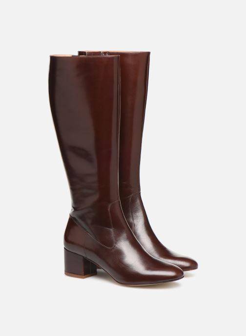 Støvler & gummistøvler Made by SARENZA Soft Folk Bottes #4 Brun se bagfra