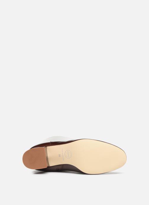 Støvler & gummistøvler Made by SARENZA Soft Folk Bottes #4 Brun se foroven