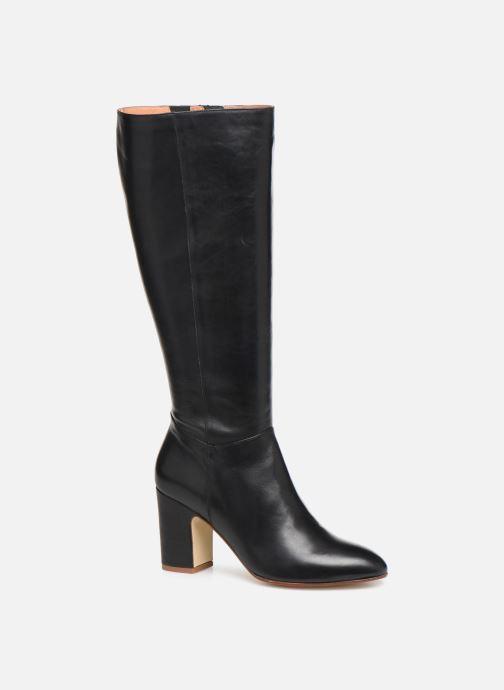 Stiefel Made by SARENZA Soft Folk Bottes #2 schwarz ansicht von rechts