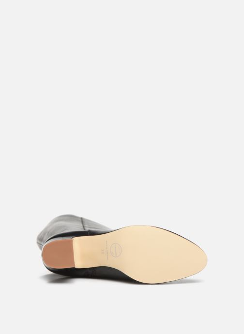 Stiefel Made by SARENZA Soft Folk Bottes #2 schwarz ansicht von oben