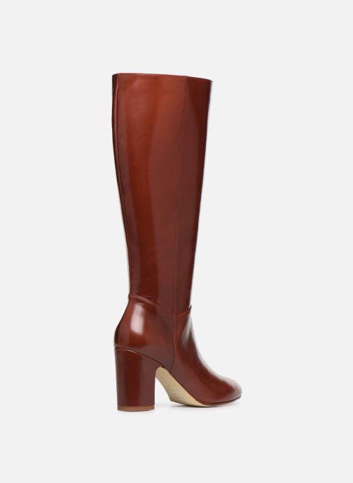Laarzen Made by SARENZA Soft Folk Bottes #2 Rood voorkant