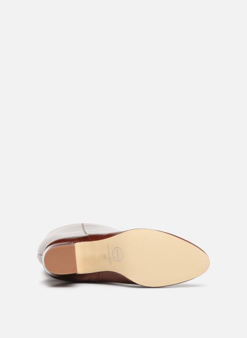 Laarzen Made by SARENZA Soft Folk Bottes #2 Rood boven