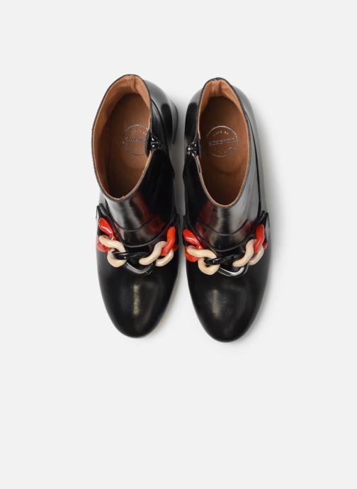 Stivaletti e tronchetti Made by SARENZA Retro Dandy Boots #4 Nero modello indossato