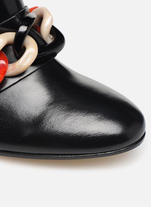 Bottines et boots Made by SARENZA Retro Dandy Boots #4 Noir vue gauche