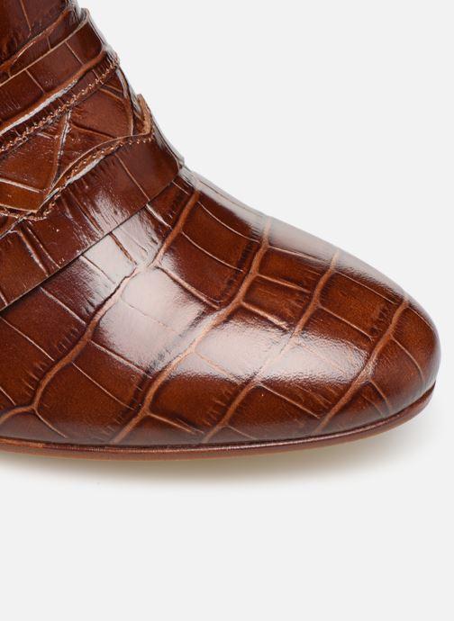 Bottines et boots Made by SARENZA Retro Dandy Boots #4 Marron vue gauche