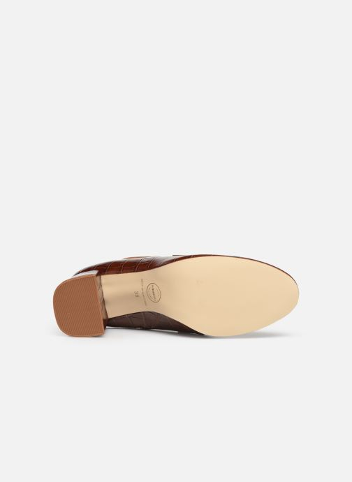 Bottines et boots Made by SARENZA Retro Dandy Boots #4 Marron vue haut