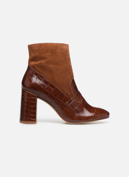 Bottines et boots Made by SARENZA Retro Dandy Boots #4 Marron vue détail/paire