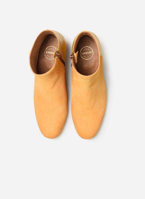 Stiefeletten & Boots Made by SARENZA Soft Folk Boots #14 gelb schuhe getragen