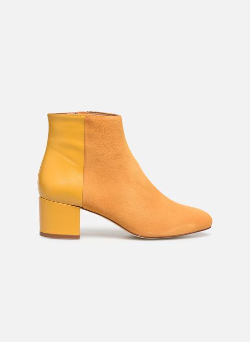 Bottines et boots Made by SARENZA Soft Folk Boots #14 Jaune vue détail/paire