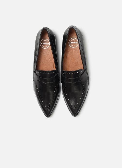 Mocassins Made by SARENZA Night Rock Mocassin #1 Noir vue portées chaussures