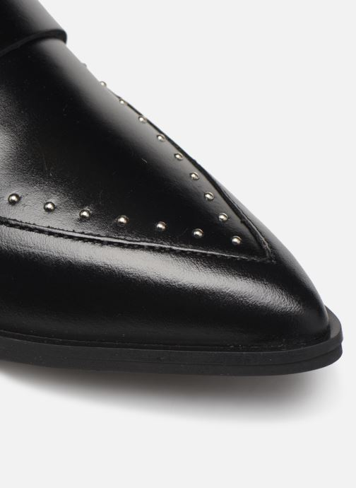 Loafers Made by SARENZA Riviera Couture Mocassin #1 Black view from the left