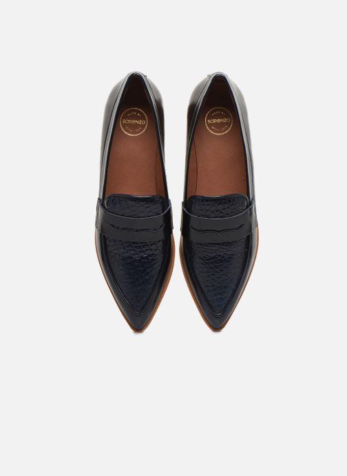 Mocassins Made by SARENZA Riviera Couture Mocassin #1 Bleu vue portées chaussures
