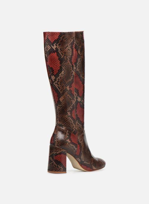 Støvler & gummistøvler Made by SARENZA Soft Folk Bottes #1 Brun se forfra