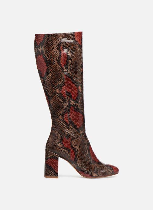 Støvler & gummistøvler Made by SARENZA Soft Folk Bottes #1 Brun detaljeret billede af skoene