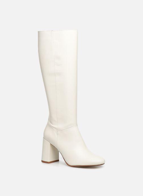 Støvler & gummistøvler Made by SARENZA Soft Folk Bottes #1 Hvid Se fra højre
