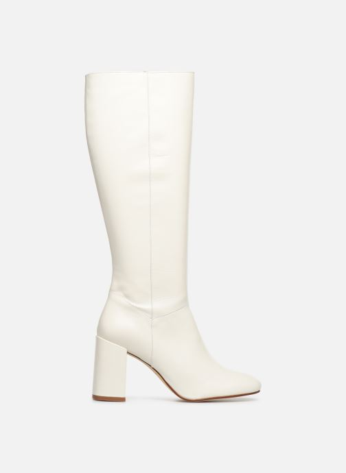 Støvler & gummistøvler Made by SARENZA Soft Folk Bottes #1 Hvid detaljeret billede af skoene
