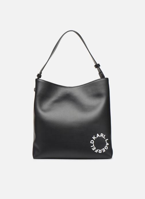 Sacs à main Karl Lagerfeld KARL DOTS MEDIUM HOBO Noir vue détail/paire