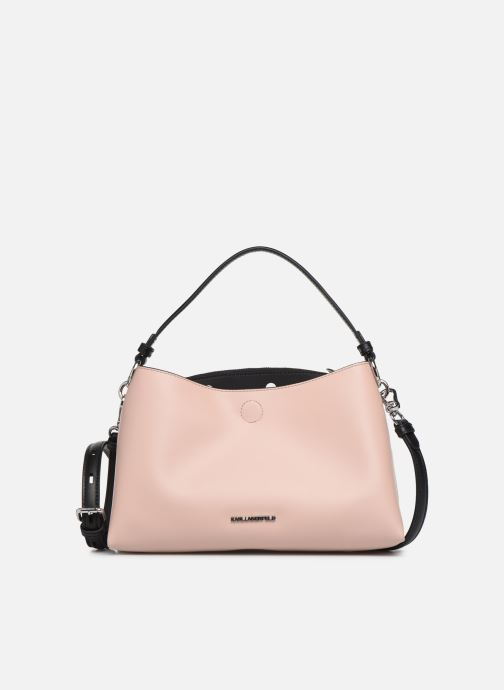 Sacs à main Karl Lagerfeld KARL DOTS SMALL HOBO Rose vue détail/paire