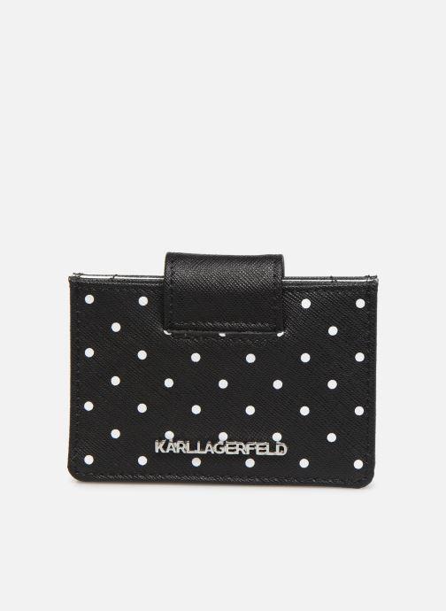 Portemonnaies & Clutches Karl Lagerfeld KARL DOTS CARDHOLDER schwarz ansicht von vorne