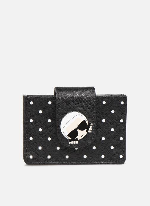Portemonnaies & Clutches Karl Lagerfeld KARL DOTS CARDHOLDER schwarz detaillierte ansicht/modell