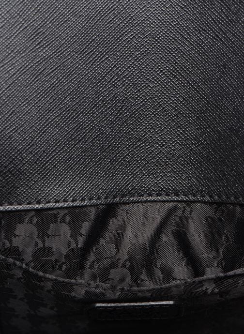 Handtassen KARL LAGERFELD K/IKONIK SHOULDERBAG Zwart achterkant
