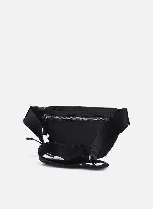 Bolsos de mano Karl Lagerfeld K/IKONIK NYLON BUMBAG Negro vista lateral derecha