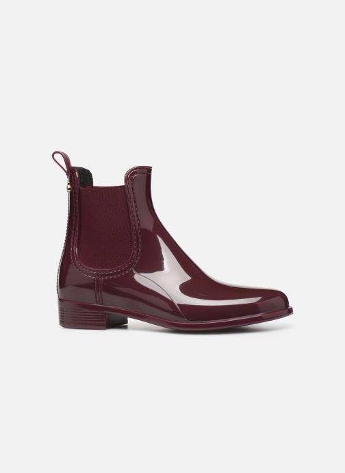 Ankle boots Lemon Jelly Warm Comfy Burgundy back view