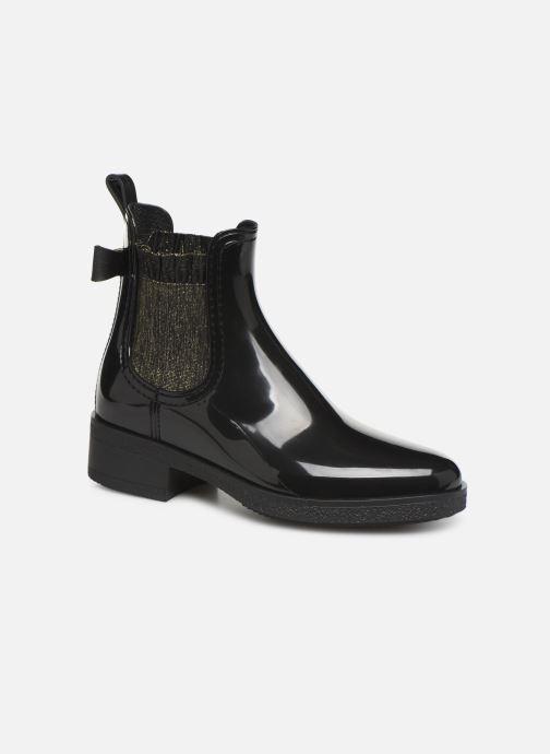 Bottines et boots Lemon Jelly Aliya Noir vue détail/paire