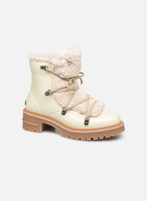 Bottines et boots Lemon Jelly Anna Blanc vue détail/paire