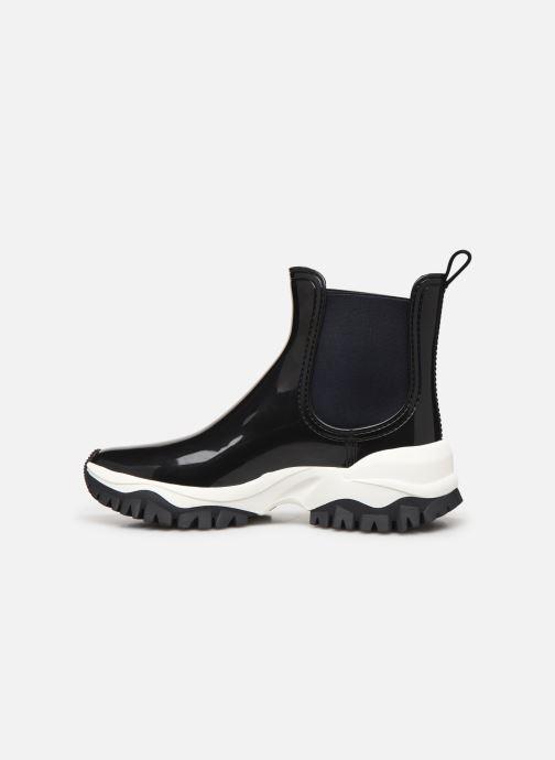Sneakers Lemon Jelly Jayden Zwart voorkant