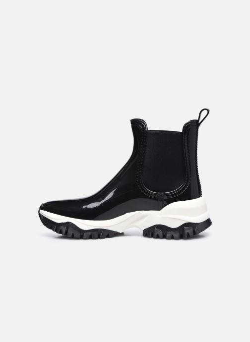 Sneaker Lemon Jelly Jayden schwarz ansicht von vorne